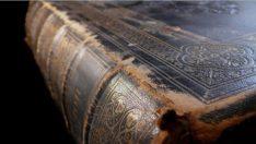 Eski kitaplar restore ediliyor