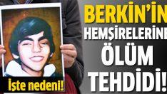 Berkin Elvan'ın hemşirelerine ölüm tehdidi!
