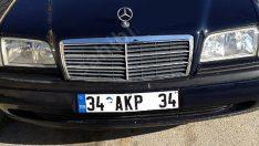 AKP plakalı aracın fiyatı dudak uçuklattı