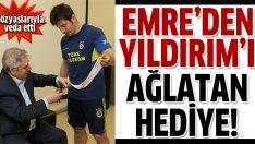 Aziz Yıldırım, Emre Belözoğlu'nun hediyesini almadı!