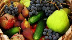 İlaçlı meyvelere dikkat!