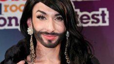 Avusturyalı transseksüel şarkıcı Conchita Wurst Eurovision birincisi oldu