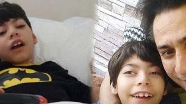 Çılgın Sedat'ın oğlundan iyi haber