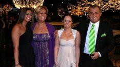 Merve Terim kardeşinin düğününde hastanelik oldu