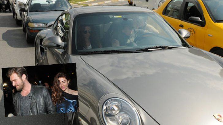 Kıvanç Tatlıtuğ kendisini arabayla ödüllendirdi