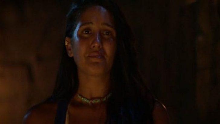 Survivor Sahra'nın veda konuşması!