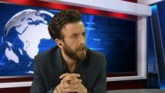Gezi'de bıçaklanan işadamı Kudüs TV'de!