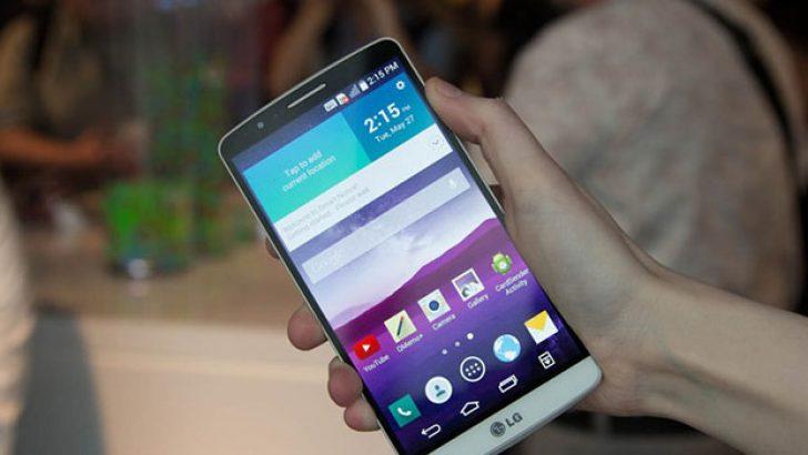 LG G3 fiyatı – LG G3 özellikleri