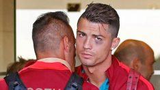 Ronaldo'nun gözündeki morluğun sebebi ne?
