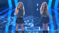 O Ses Çocuklar ikizler – O Ses Çocuklar ikizleri sarışın