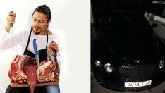 Kasap Nusret'in ödülü: Bentley