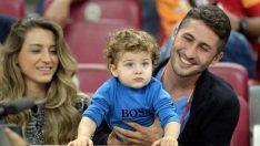 Sabri Sarıoğlu'nun eşi şimdi de kaykay tutkunu
