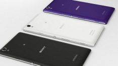 Sony'den yeni model Xperia Still