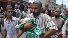 İsrail 2,5 yaşındaki çocuğu öldürdü – Gazze'de son durum