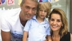 Esra Erol'un oğlu yeni yaşını kutladı