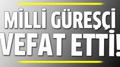 Eski milli güreşçi Dursun Ali Eğribaş vefat etti