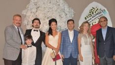 Ezgi Gözeger Onur Özmemiş ile evlendi