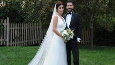 İrem Derici Rıza Esendemir düğün fotoğrafları