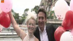 Zahide Yetiş ve Cem Arısoy düğün fotoğrafları