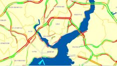 İBB Mahmutbey Gişeleri Trafik Yol Durumu