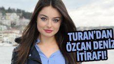 Ayça Ayşin Turan'dan Özcan Deniz itirafı!