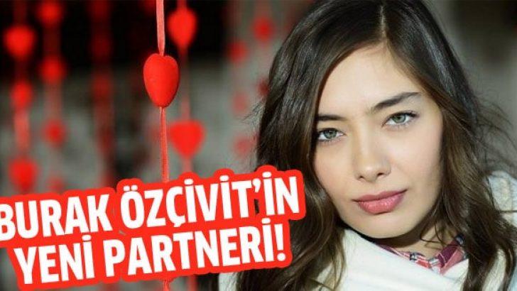 Neslihan Atagül Burak Özçivit'in partneri oldu!