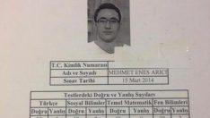 2015 Türkiye YGS birincisi kim oldu?