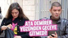 Bülent Şakrak Ata Demirer'le karşılaşmak istemiyor
