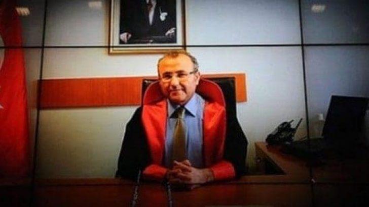Ağır Ceza Başkanını pankartla tehdit eden şüpheliler yakalandı