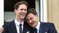 Lüksemburg'un eşcinsel başbakanı evlendi