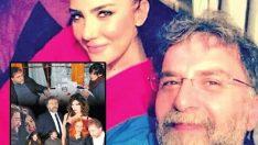 Ahmet Hakan'ın yeni sevgilisi