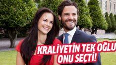 İsveç kraliyetinin tek oğlu Philip modelle evleniyor
