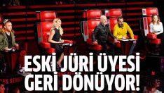 O Ses Türkiye'nin yeni jürileri!