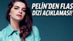 Pelin Karahan'dan dizi açıklaması!