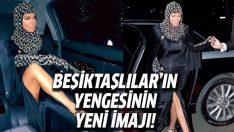 Beşiktaşlı Tosic'in eşinden yeni imaj