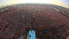 AK Parti'den Yenikapı'da büyük İstanbul mitingi!