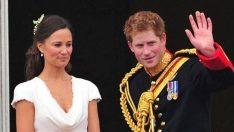 Middleton'ın kardeşi Pippa Prens Harry'le aşk yaşıyor
