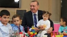 Erdoğan'ın torununun ismi Sadık oldu