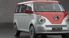 Volkswagen'in T1 modeli yeniden tasarlandı