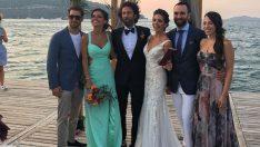 Elvin Levinler evlendi!