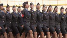 Ukrayna'da kadın asker sayısı 17 bin