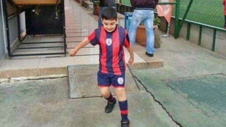 Kahraman polisin oğlu için kampanya!