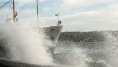 Marmara'da iptaller! Deniz seferi yapacaklar dikkat!