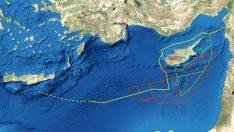 Akdeniz'de doğalgaz ve petrol rezervleri