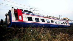Tren kazasında kaç kişi öldü?