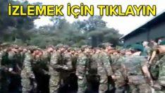 Yunan askerlerinden Türkiye'ye ağır hakaretler