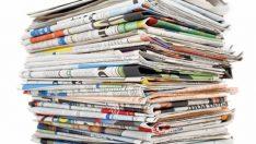 Bugün Gazete manşetlerinde neler var?
