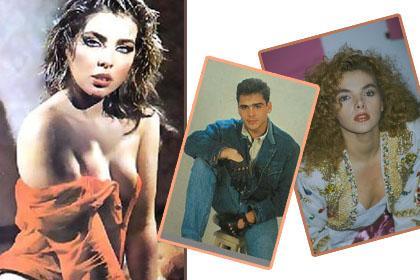 Bu fotoğraftaki ünlüler şimdi de hayatımızda... Kimini TV ekranlarında kimini sahnede görüyoruz... Ama aradan geçen yıllar içinde onlar da öyle değişti ki.. İşte 1980'lerde gösteri dünyasına adım atan ünlülerin bugünkü görünümleri.