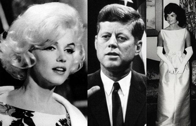Marilyn Monroe'den yasak aşk itirafı