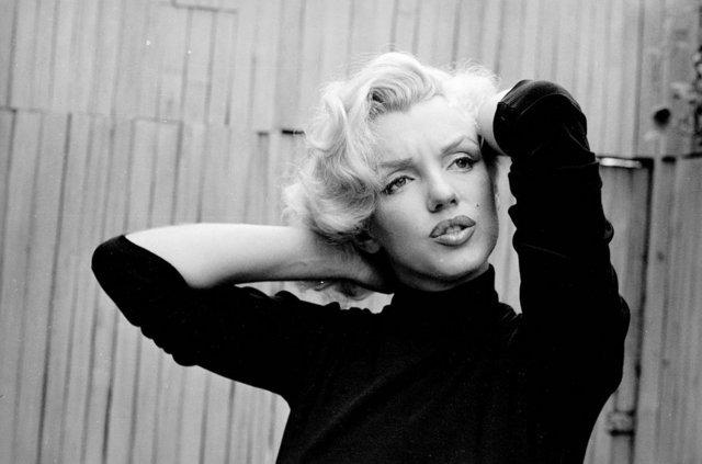 Uyuşturucu ve alkol sorunu olduğu bilinen Monroe